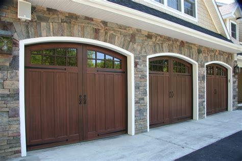 Mahogany Garage Door Artisan Custom Doorworks Overture Series Mahogany Color Www Dutchessoverheaddoors Artisan