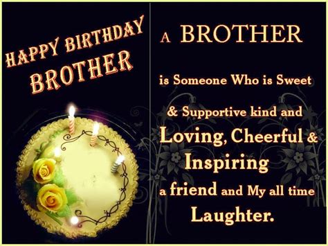 Quotes For Brothers Birthday 1000 Brother Birthday Quotes On Pinterest Little