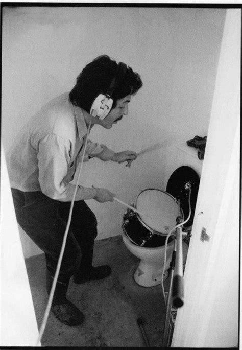 Paul McCartney sacrifices hygiene for perfect acoustics