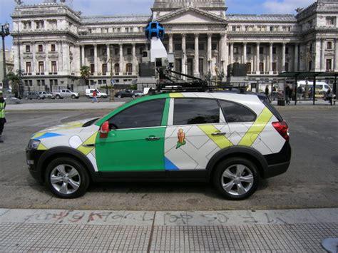 imagenes insolitas street view argentina google arranca con street view en argentina tecnogeek