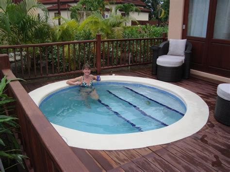 small outdoor pools small round swimming pool for garden above ground with