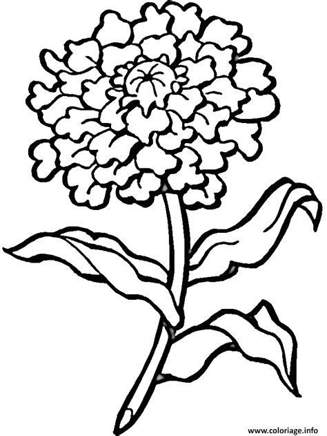Coloriage Fleur Dessin