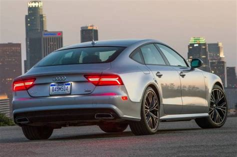 audi a7 2018 2018 audi a7 release date price pictures