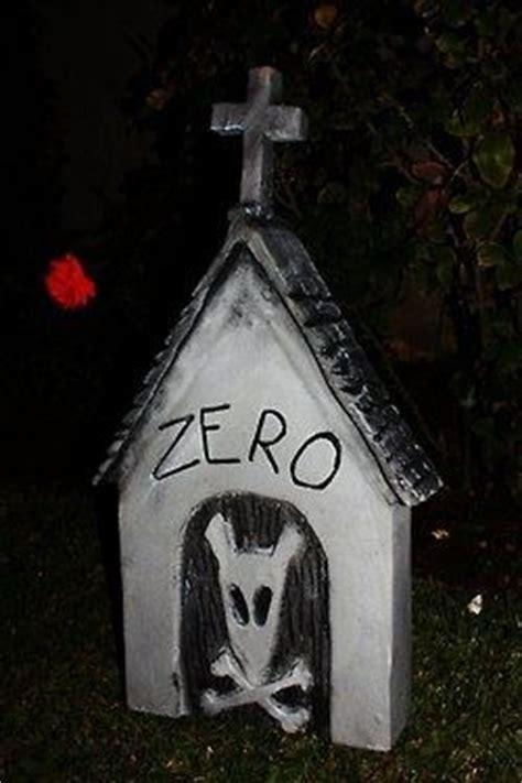 zero dog house zero s dog house nightmare before christmas pinterest