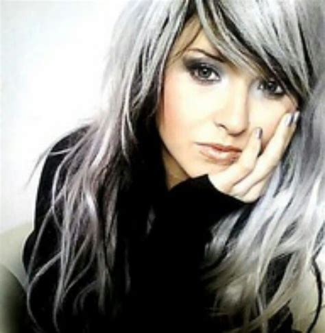 is highlighted hair dated 1000 ideas about white hair highlights on pinterest