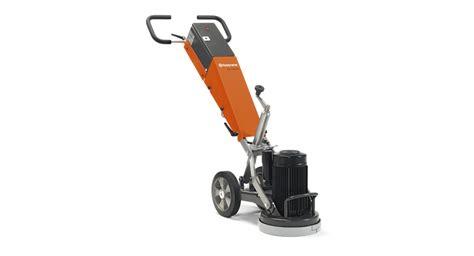 pg280 floor grinder uses husqvarna pg 280 surface preparation