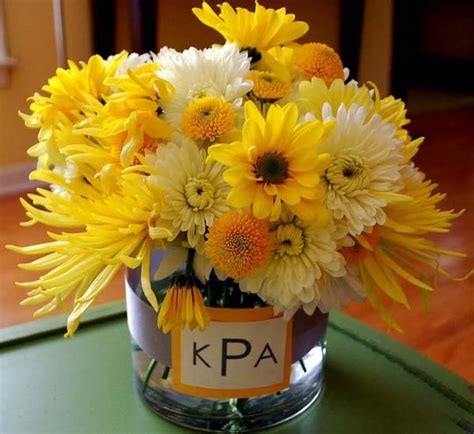 yellow flower centerpieces yellow flower centerpieces and table decoration ideas