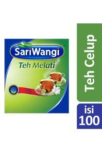 Teh Sariwangi Melati sariwangi teh melati tea bag 100 product order page