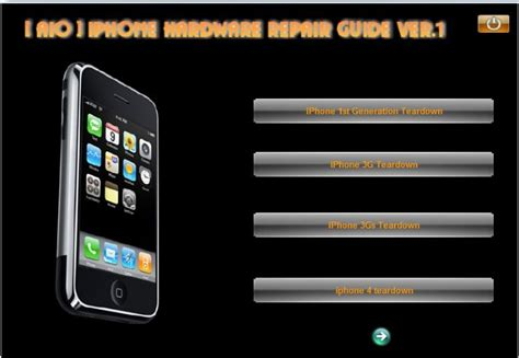 bengkelhp iphone hardware repair