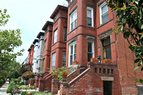 bloomingdale rowhouses washington dc real estate