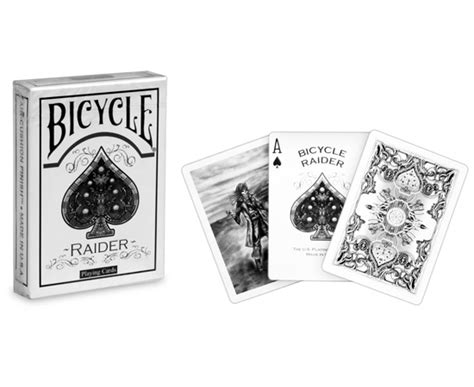 Bicycle White Ghost Bonus Deck bicycle white deck by us cards