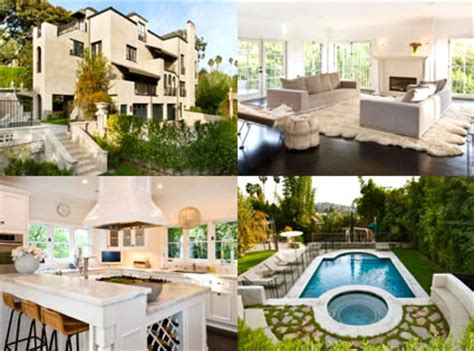Rock On! Katy Perry and Avril Lavigne's California Homes