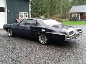 1968 Pontiac Grand Prix 1968 Pontiac Grand Prix 428 4 Speed For Sale Arlington