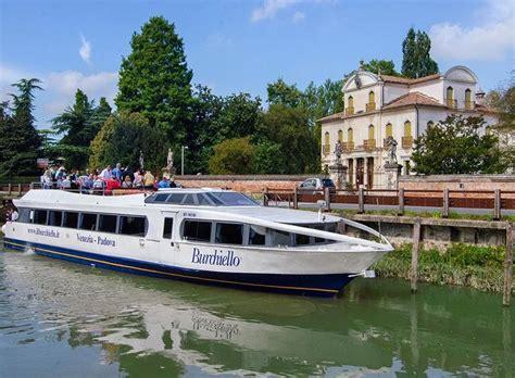 boat cruise venice venice to padua brenta river boat cruise 2018