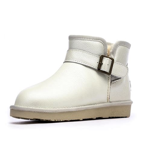 new stylish fashion boots genuine leather