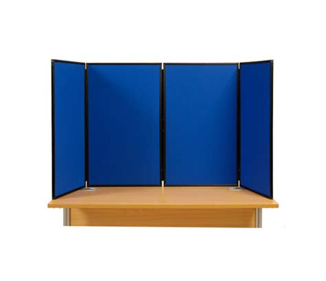 desk display stand 4 panel maxi desk top display stand exhibition stands