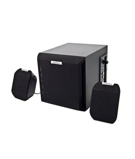 Edifier 2 1 Speaker X100 buy edifier x100 2 1 multimedia speaker with y cable