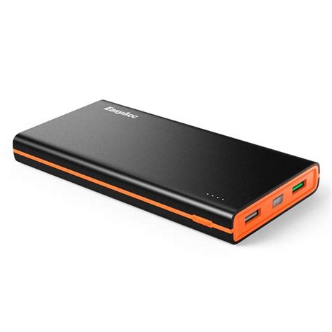 Power Bank 15 000 Mah easyacc 15 000 mah powerbank charge 3 0 mobisun