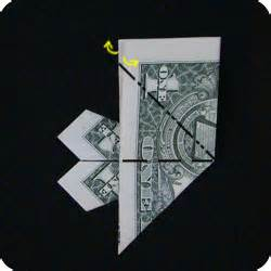 Origami Mortar Board - money mortarboard make origami
