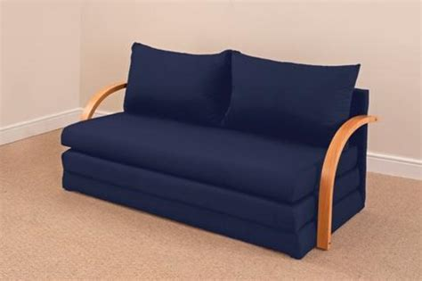 Fold Out Foam Sofa Bed by Fold Out Foam Sofa Bed Free Delivery Ebay