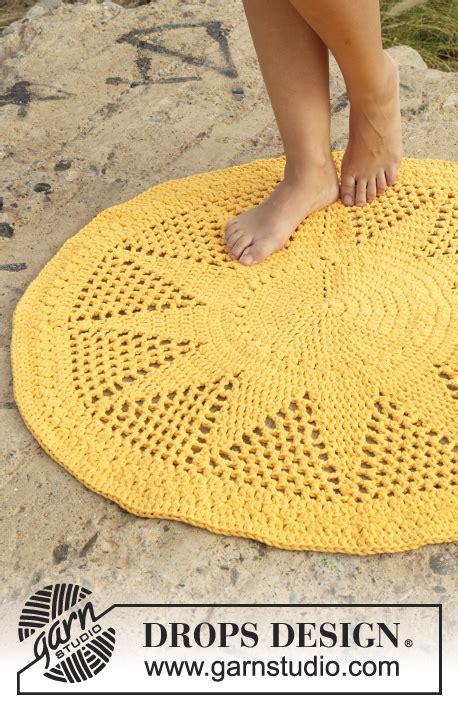 tappeti ad uncinetto tappeti ad uncinetto il tappeto alluncinetto con led