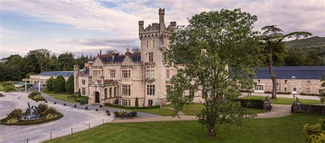 Ireland 5 Star Castle Hotels   Lough Eske Castle, a Solís
