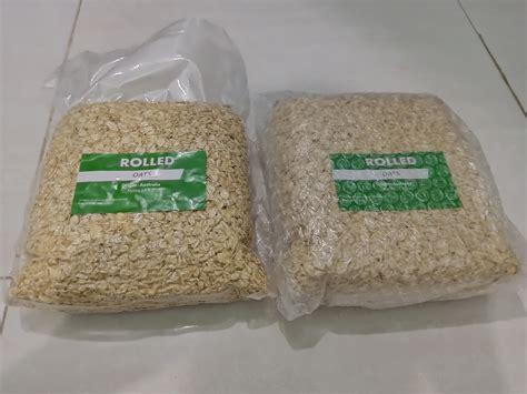makanan oatmeal gandum  asam lambung asli australia