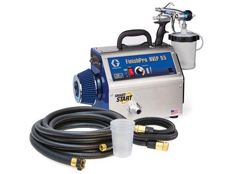 graco finishpro hvlp sprayers hvlp paint sprayer