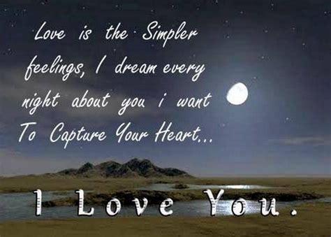 gambar ucapan selamat malam bahasa inggris romantis