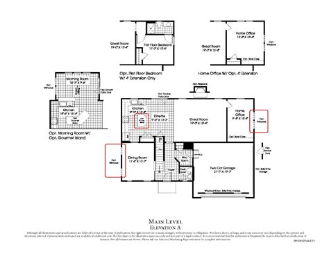 ryan homes floor plans my first palermo floor plan