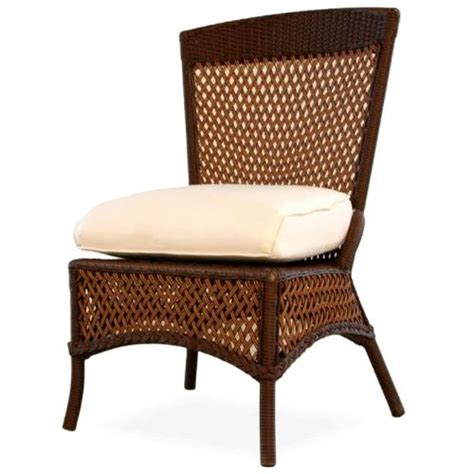 Replacement Cushions For Dining Room Chairs by Lloyd Flanders Replacement Cushions Dining Side Chair
