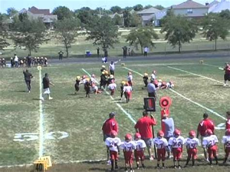 new lenox mustangs mustang midgets vs dolton bears