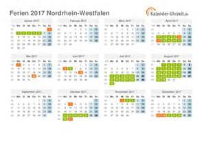 Kalender 2018 Schulferien Nrw Ferien Nordrhein Westfalen 2017 Ferienkalender Zum