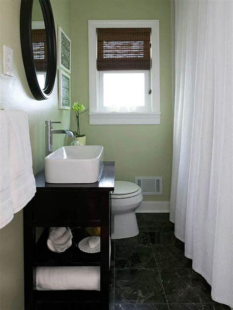 reinvent your small bathroom on a budget