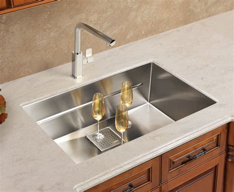 Kitchen Sinks Houzz Franke Peak Series Sink Modern Kitchen Sinks Los Angeles By Universal Appliance And