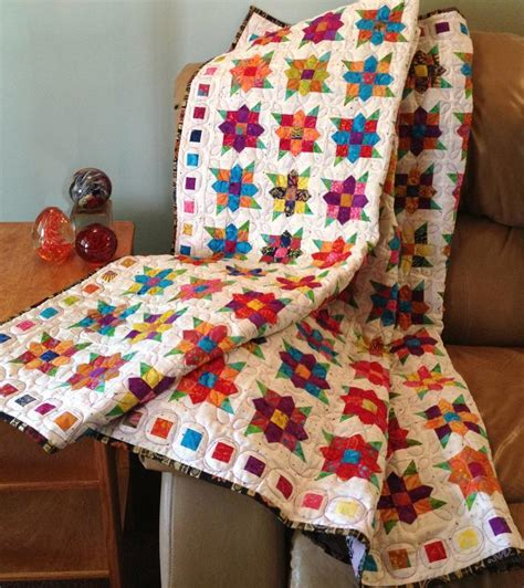 Flower Patchwork Quilt - 10 modern flower quilt patterns you ll