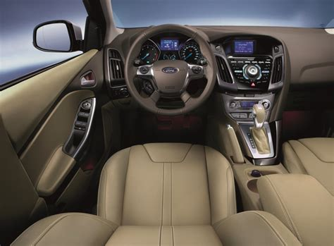 ford focus titanium interior motioncars motioncars