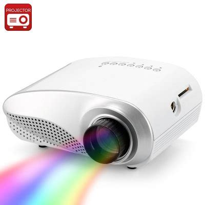 Proyektor Led Mini wholesale 1080p projector mini projector from china