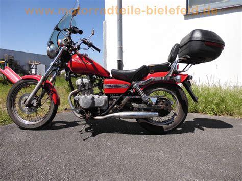 Honda Motorrad Ersatzteile De by Honda Ca 125 Rebel Motorradteile Bielefeld De