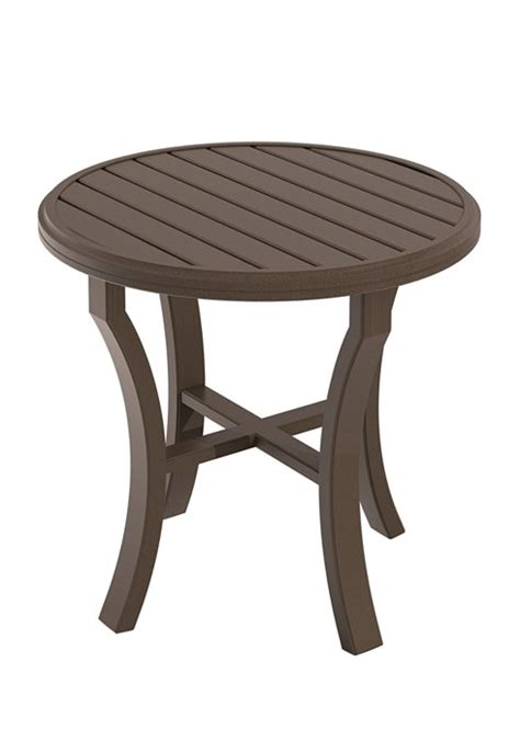 Tropitone Patio Table Dining Table 30 Quot Banchetto Hauser S Patio