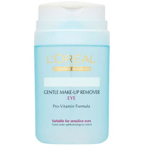 L Oreal Gentle Eye l oreal dermo expertise gentle eye make up remover