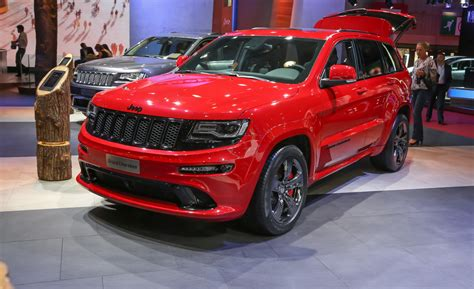 trailhawk jeep srt car and driver