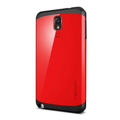 Spigen Slim Armor Samsung Galaxy Note 3 Hardcase Murah spigen slim armor for samsung galaxy note 3 crimson reviews comments