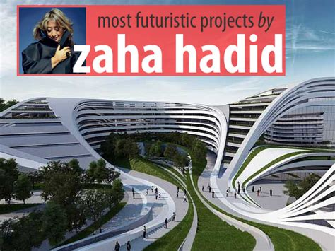 Ideal Home Interiors by 15 Most Futuristic Architecture Projects Of Zaha Hadid