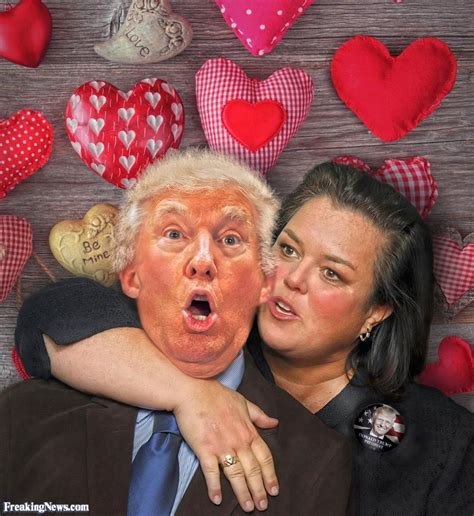 Donald Versus Rosie Odonnell A Real Lovehate Relationship by Rosie Pictures Freaking News