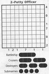 Petty Officer Crossword wraparound battleships analysis page