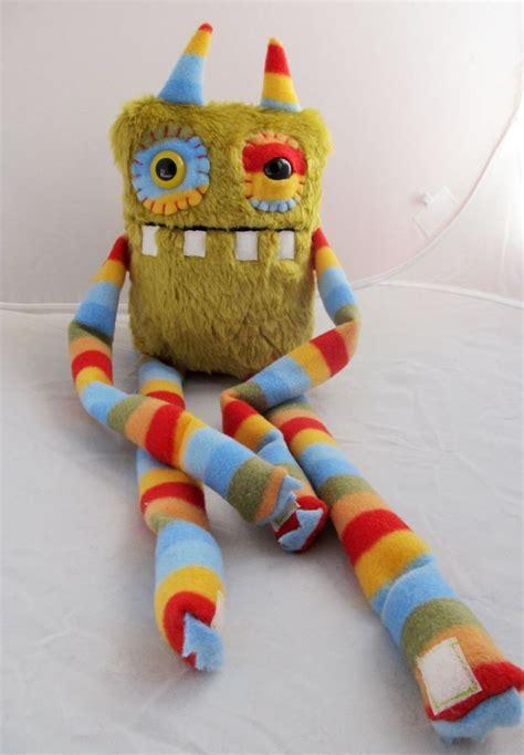Handmade Stuffed Toys - plush barnes handmade doll