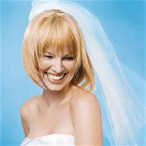 bob hairstyles with veil how to wear a veil with a bob