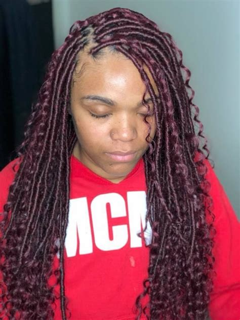 can i use human hair for faux locs schedule appointment with tianna d chey beauty