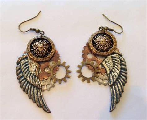 Ear Gold Plated Pen Limited 17 best ideas about steunk earrings on